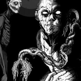 Чертовы пальцы, иллюстрации