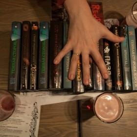 """Авторы отмечают выход антологий """"Темные"""" и """"Самая страшная книга 2016"""""""