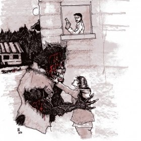 Самая страшная книга 2015. Фан-арт