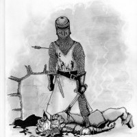Рыцарь и тьма